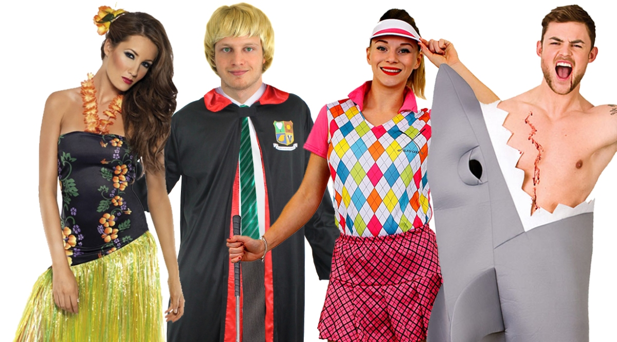 Theme ideas for your fancy dress party!