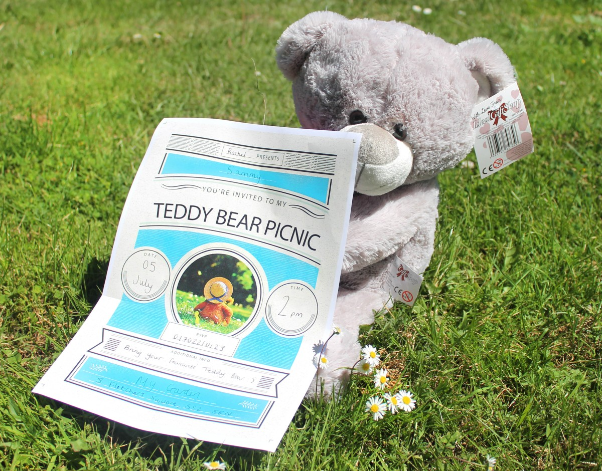 Teddy Bear's Picnic Theme